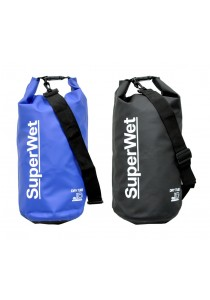 SuperWet Waterproof Dry Bag Sports Outdoor Hiking Bag 10 Litre