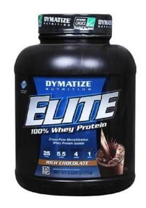 Dymatize Elite Whey Protein Rich Chocolate 5lbs