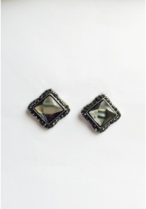 LaBelleD. B. Lady of Eclipse Rhinestones Earrings
