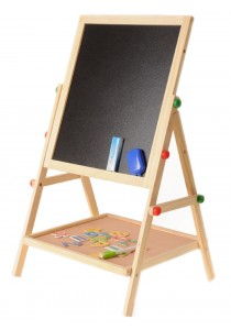 Multifunction Double Sided Magnetic Drawing And Writing Board For Children And Kids