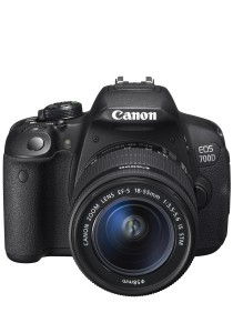 Canon EOS 700D EF S18-55 IS STM Kit