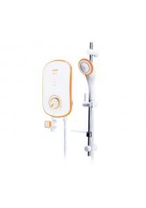 Alpha Evo Orange Home Shower ELCB Orange