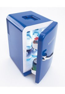 Mobicool F15 Personal Fridge (Blue) with Free Gift