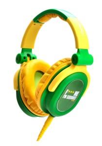 iDance FDJ300  Fxxx ME DJ Headphone