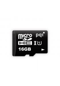PQI Memory Card Micro Sd UHS-1 Class 10 | 16GB