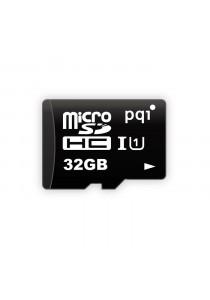 PQI Memory Card Micro Sd UHS-1 Class 10 | 32GB