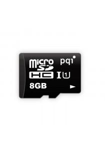 PQI Memory Card Micro Sd UHS-1 Class 10 | 8GB