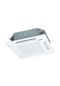 Mitsubishi Ceiling Cassette FDT50CRS 2.0HP (Heavy Duty)