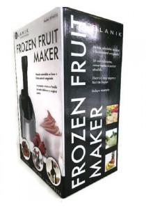 BLANIK Frozen Fruit Maker - Free Push Up Pops Set [FF+PP]