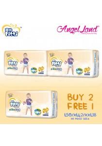 [Buy 2 Free 1] Fitti Gold PlayPants Jumbo (3packs) XL42