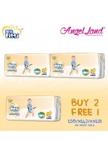 [Buy 2 Free 1] Fitti Gold PlayPants Jumbo (3packs) XXL38