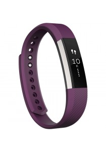 Fitbit Alta Fitness Tracker (Large Size) - Plum