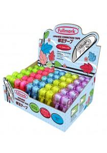 Fullmark Model D Correction Tape Gift Box 50pack - 5mm X 6m each