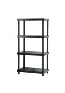 4 Tiers Multi Fundction Plastic Shelves 171L