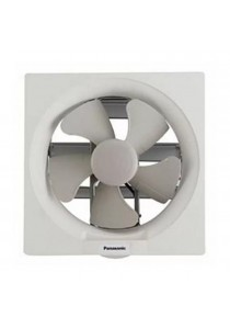 Panasonic 250mm (10 inch) Wall Mount Ventilating Fan FV-25AUM7 (White)