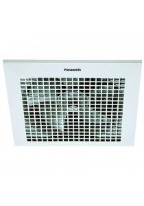 Panasonic 250mm (10 inch) Ceiling Mount Ventilating Fan FV-25TGU3 (White)