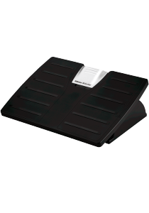 Fellowes OS Microban Adjustable Foot Rest