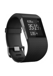 Fitbit Surge Wireless Activity + Sleep Wristband - (Black Large)