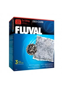 Fluval Zeo-Carb for C3 Power Filters - 3 pack