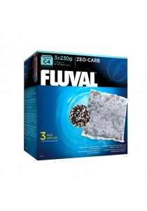 Fluval C4 Zeo-Carb - 3 pack