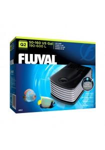 Fluval Q2 Air Pump - 600 L