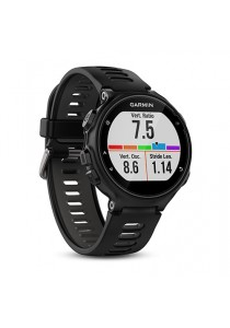 Garmin Forerunner® 735XT Black Multisport GPS Watch with Wrist-based Heart Rate