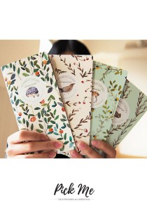 FOREST WHISPER Craft Paper Notebook