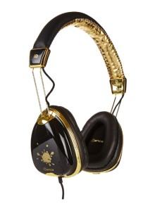 iDance FUNKY 100 DJ Headphone with Mic (Black)