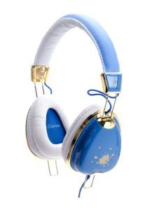 iDance FUNKY 400 DJ Headphone with Mic (Blue)