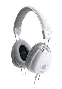 iDance FUNKY 500 DJ Headphone with Mic (White)