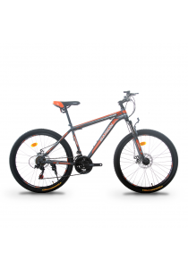 "Garion G2620-BC 26"" Mountain Bike with 21 Speed (Matte Orange)"