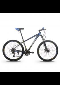 "Garion G275116-BC 27.5"" / 650b Alloy Mountain Bike with 27 Speed (Matte Indigo)"