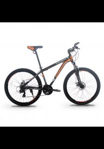 """Garion G275118-BC 27.5"""" / 650b Mountain Bike MTB with 24 Speed (Matte Orange)"""