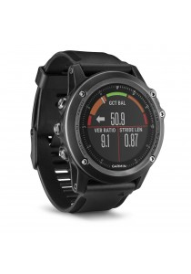 Garmin Fenix 3 HR Multisport Training GPS Watch with Wrist Heart Rate Technology ★BUY 1 FREE 8★