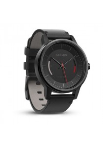 Garmin Vivomove Classic Watch with Activity Tracking (Black)