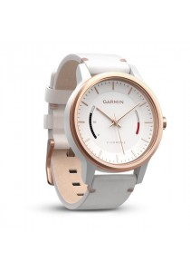 Garmin Vivomove Classic Watch with Activity Tracking (White)