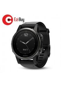 Garmin Fenix 5s Multisport GPS Watch - Sapphire Edition (Black)