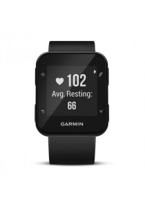Garmin Forerunner 35 GPS Running Watch with Wrist-based Heart Rate - Black