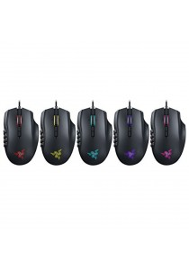 Razer Naga Epic Chroma Gaming Mouse - Customizable