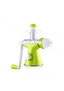 Multifunctional Manual Ice Cream Machine and Slow Juicer