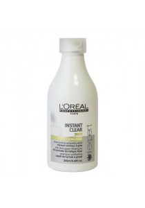Loreal Instant Clear Pure Shampoo (250ml)