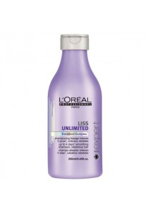Loreal Liss Unlimited Smoothing Shampoo (250ml)