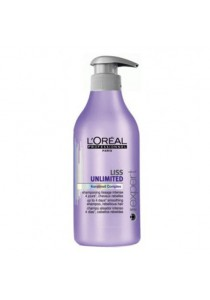 Loreal Liss Unlimited Smoothing Shampoo (500ml)