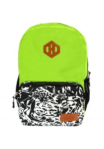 HB1555 Haitop 18 Inch Detachable Backpack (Green)