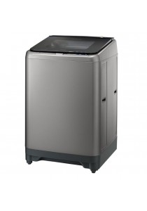 (Free Basic Installation) Hitachi SF-150XWV 15.0kg Top Load Washer With Powered Inverter