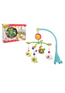 Baby Cot Musical Mobile Baby Toys (Sheep)