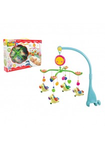 Baby Cot Musical Mobile Baby Toys (Horse)