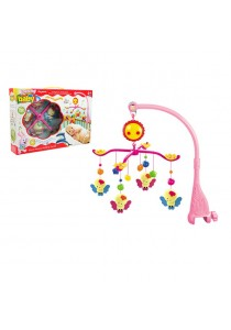 Baby Cot Musical Mobile Baby Toys (Owl)
