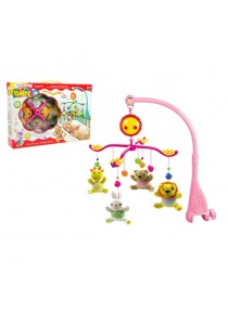 Baby Cot Musical Mobile Baby Toys (Jungle World)