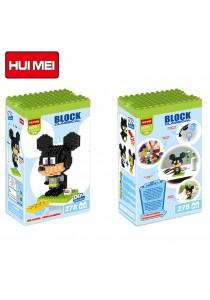 Hui Mei HM201-1 Batman Mickey Mouse DIY Building Blocks Classical (270pcs)